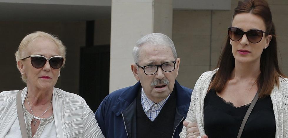 Villa, tras su condena: «¿Cuándo tengo que entrar en la cárcel?»