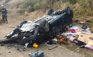 Fallece un vecino de Avilés en un accidente en la autopista del Huerna