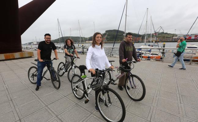 Podemos considera que es «fundamental» crear un carril bici en la ciudad