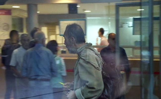 Natalio Grueso se integra en prisión antes de sentarse en el banquillo