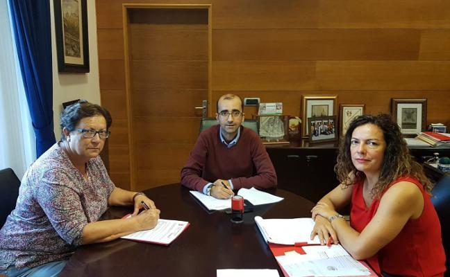 Narcea Solidaria usará espacios municipales para desarrollar sus actividades