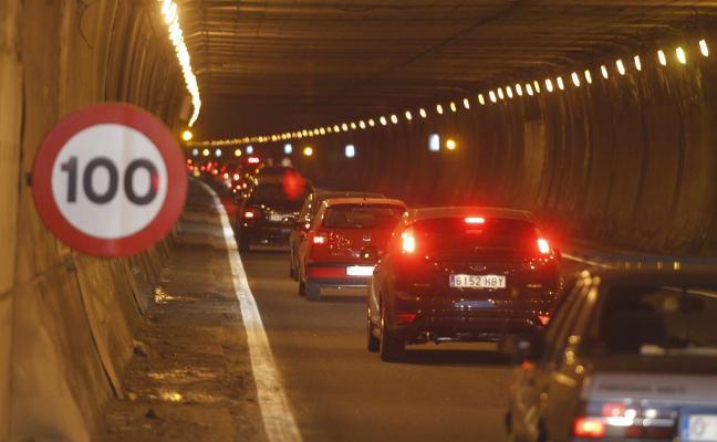 Asturias es la provincia que tiene más túneles de carreteras con problemas de seguridad
