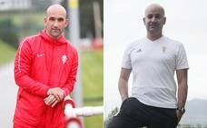 Los entrenadores del Sporting y el Oviedo femenino analizan el derbi