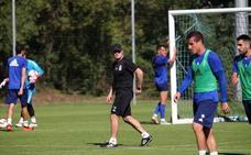 Real Oviedo   Anquela podrá contar mañana ante el Elche con todos los integrantes de su medular