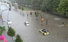 Gijón sufrió la mayoría de los daños por inundaciones en Asturias desde 2005