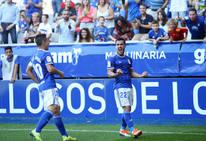 El Oviedo empata ante el Elche (1-1)