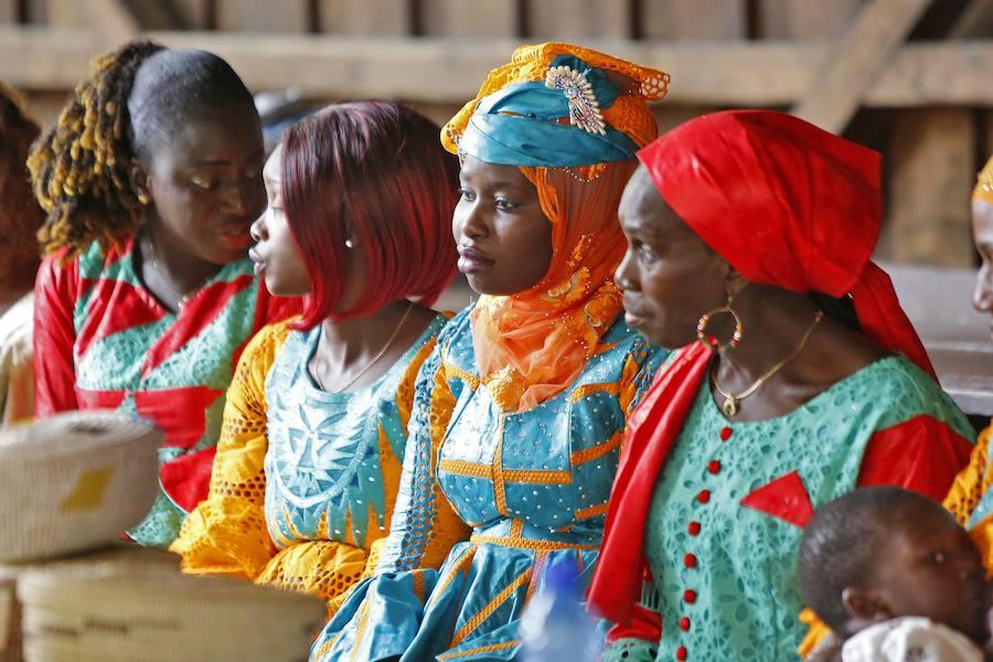 África despliega sus encantos en el Museo del Pueblo de Asturias