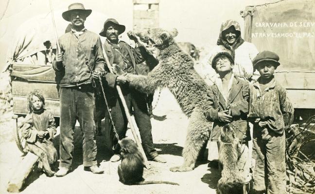 De cuando la duquesa de Alba cazaba osos en Asturias