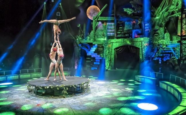Érase una vez... el Circo Mágico
