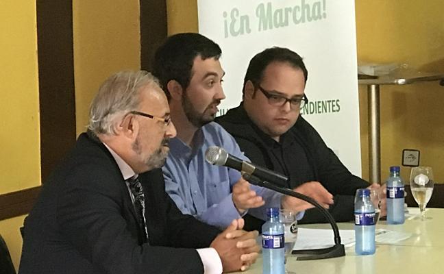 El partido UCIN llega a Langreo para defender las peticiones vecinales