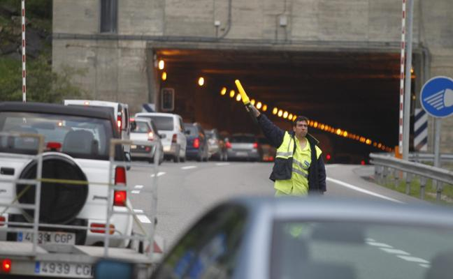 Fomento se abre a cambiar el contrato de Aucalsa para que arregle sus túneles