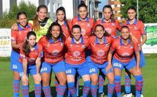 El Gijón FF, con ganas de dar más en La Cruz