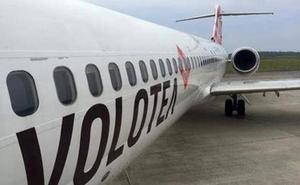 Una avería cancela los dos vuelos con Sevilla
