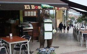 El 'simpa' de récord en Oviedo: huyen en coche con la comida