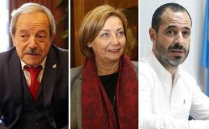 Wenceslao López, Mariví Monteserín y Ángel García serán los candidatos del PSOE en Oviedo, Avilés y Siero