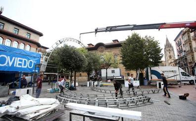 San Mateo deja 667 incidencias en Oviedo