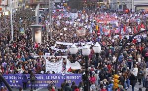 La cuarta asamblea nacional del 8-M reunirá en Gijón a 647 feministas de toda España