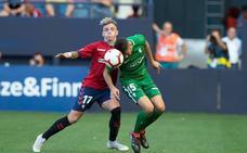 Resumen y gol del Osasuna 1 - 0 Sporting