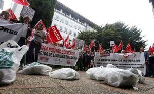El sector de limpieza de Asturias convoca huelga indefinida a partir del 23 de octubre