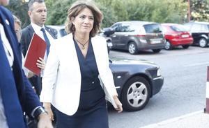 Delgado admite que se vio tres veces con Villarejo y anuncia que comparecerá