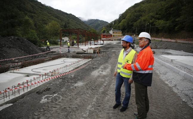 El punto limpio de San Martín estará operativo a principios de febrero