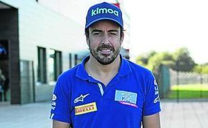 Alonso: «Tengo ganas de pilotar en Socchi tras no hacerlo el año pasado»