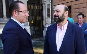 «Estaré donde el PP quiera que esté», afirma Mario Arias sobre su posible candidatura