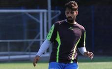Borja Piquero, pendiente de pruebas médicas para saber el alcance de su lesión