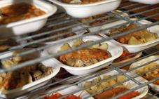 Los menús escolares en Asturias, entre los más baratos del país con una media de 3,5 euros
