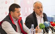Pepe Álvarez resalta el papel de UGT para que Villa haya sido condenado