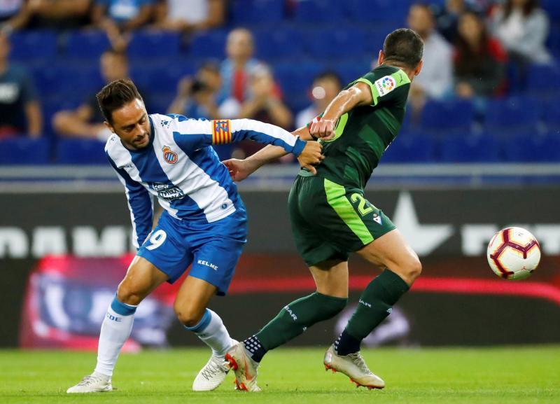 Espanyol-Eibar, en directo