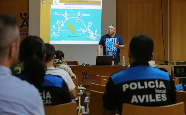 Formación para la Policía Local