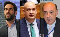 Moriyón propone a Rubén Hidalgo, Pedro Leal y Enrique Lanza como vicesecretarios