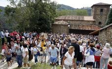 Fiesta de los Santos Mártires en Mieres