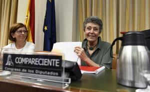 Rosa María Mateo: «Nadie me dará órdenes»