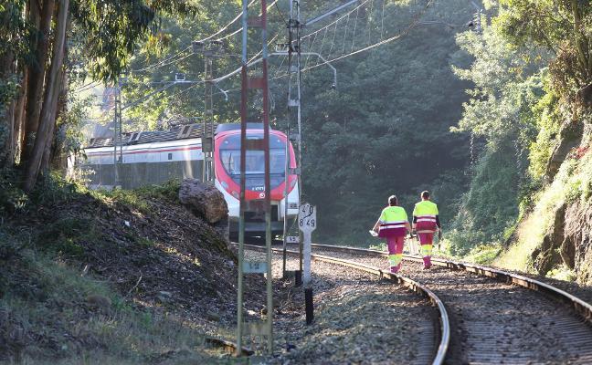 La mejora de la red de cercanías empezará por las líneas con más pasajeros