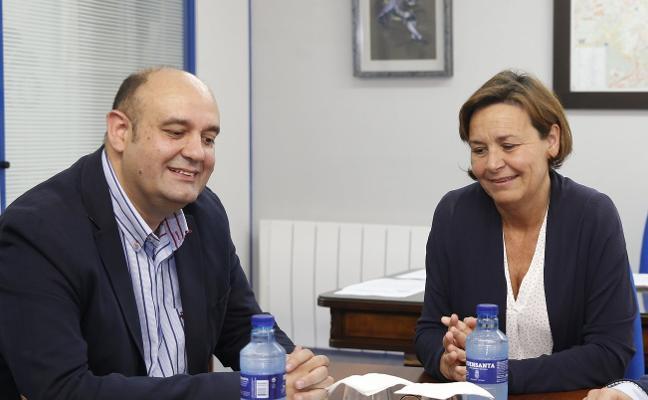 Moriyón propone a Hidalgo, Leal y Lanza como vicesecretarios