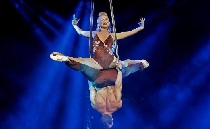 El Circo Mágico se prepara para conquistar Gijón