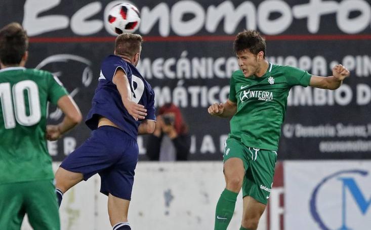 El Marino 0-2 Sporting B, en imágenes