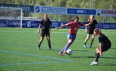 Mayra Pérez: «Quiero dejar un buen equipo a las pequeñas que vengan detrás»