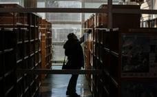 El servicio de préstamo bibliotecario se suspende el lunes y el martes