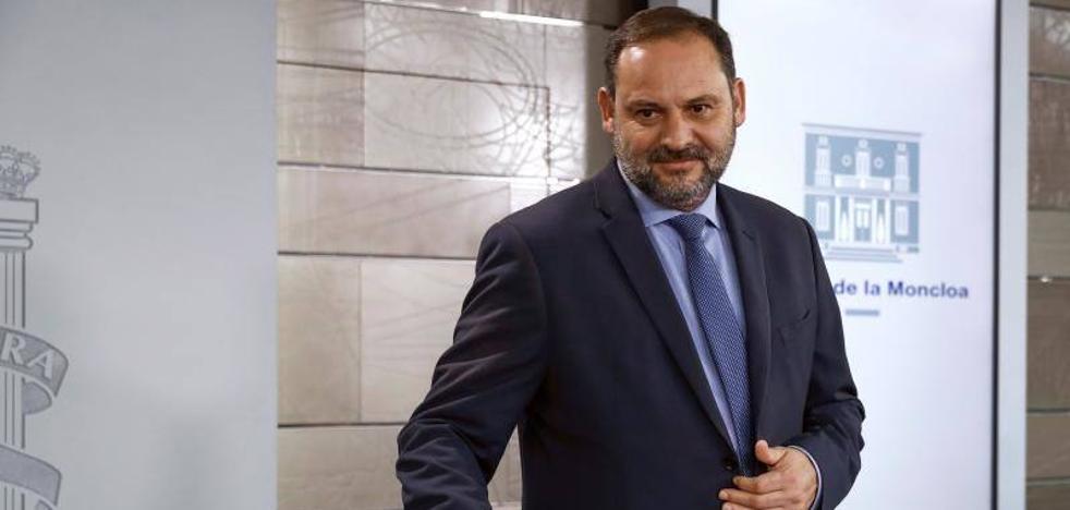 «Cuando aborde la agenda asturiana llegaremos a buenos acuerdos», dice el ministro de Fomento
