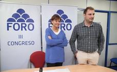 Carmen Moriyón propone a Adrián Pumares como secretario general de Foro Asturias
