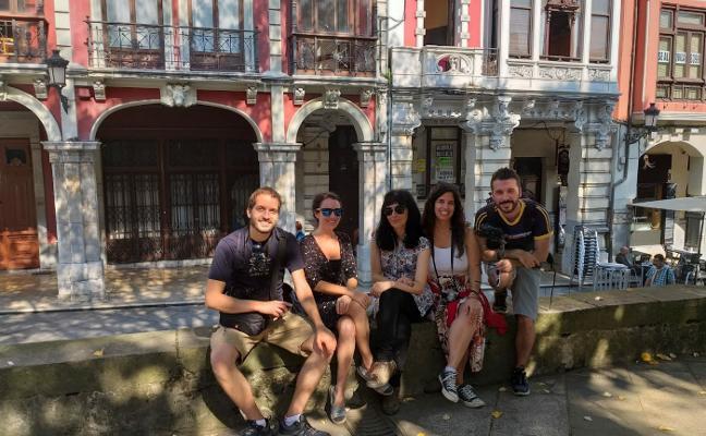 Avilés se promociona entre los blogs turísticos