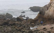 Intensifican la búsqueda de los hombres desaparecidos en Castrillón y Gozón