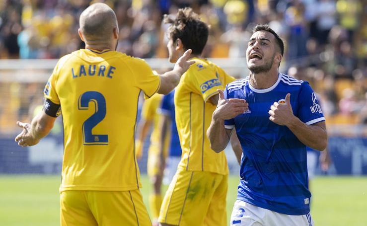 Alcorcón 2 - 0 Real Oviedo, en imágenes