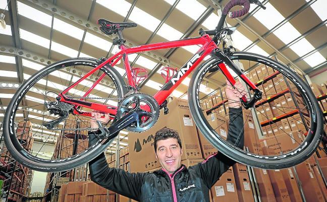 «Veo una bicicleta y veo mi vida»