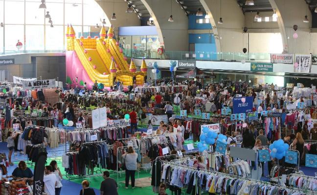 La crisis del comercio se refleja en el balance de la Feria de Saldos