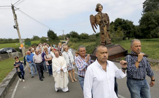 Los vecinos echan el cierre a las fiestas de San Miguel