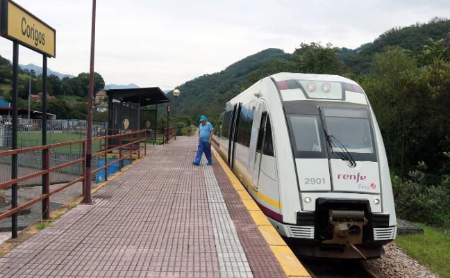 Fomento renovará 212,2 de los 247,8 kilómetros de vías de ancho métrico en Asturias